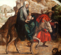 Flight into Egypt, Follower of Vasco Fernandes.PNG