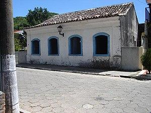 Santa Catarina (state) - Azorean Portuguese house in Florianópolis.