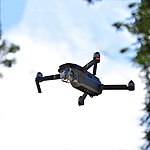 Flying DJI Mavic Pro 2.jpg
