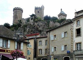 Foix - Château des Comtes de Foix