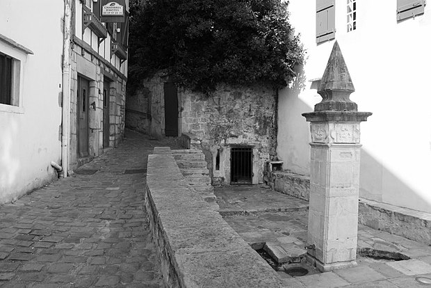 Monument historique à Ciboure