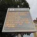 Fontaines-Saint-Martin - Panneau information canicule (juil 2018).jpg