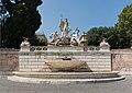 Fontana del Nettuno, Piazza del Popolo, Rome, Italie.jpg