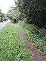 Footpath beside A40 - geograph.org.uk - 910100.jpg