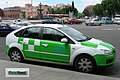 Ford Focus Flexifuel in Madrid with flexifuel badging.jpg