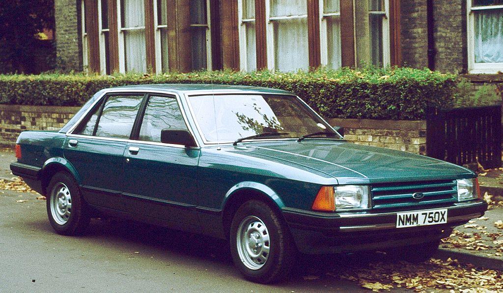File Ford Granada 1981 Cambridge Jpg Wikimedia Commons