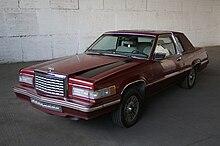 1980 Ford Thunderbird Town Landau