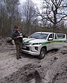 Forestry in the Chernobyl Exclusion Zone, 2020 (Mitsubishi and UAV).jpg