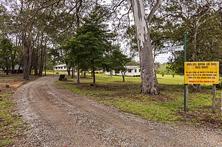 Bomaderry Aboriginal Childrens Home Edwardian-era building complex in New South Wales, Australia
