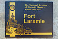Fort Laramie - The National Register of Historic Places No.13 - WY.jpg