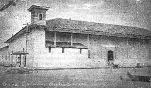 Battle of Ocotal - Fort Ocotal, held by marines during the occupation of Nicaragua