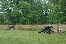 Fort Pillow cannons 2006.jpg
