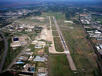 Fort Smith Regional Airport - Image: Fort Smith FSM