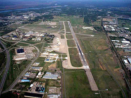 Fort Smith Regional Airport Fort Smith FSM.jpg