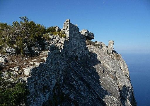 Fortezza o Fortilizio di Montecristo