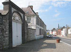 Fosses-la-Ville - Image: Fosses JPG01