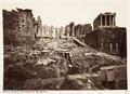 Fotografi från Akropolis i Aten, Grekland - Hallwylska museet - 104633.tif