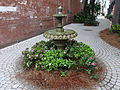 Fountain, Patterson St Alley, Downtown Valdosta.JPG