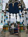 Fountain Trinity Monastery of St Sergius, Sergiev Posad, Russia (14394823994).jpg