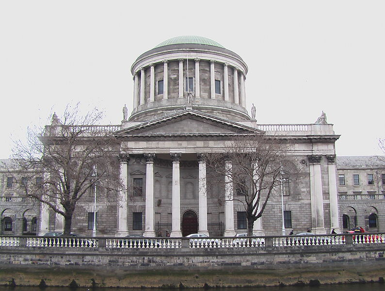 File:Four Courts, Dublin (front view).jpg