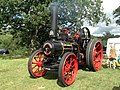 Fowler traction engine 'Lady Carrick' (16781520710).jpg