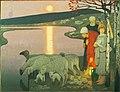 Frédéric Cayley Robnson,1862-1927, Pastorale, Tate Britain..jpg
