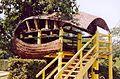 France Loir-et-Cher Festival jardins Chaumont-sur-Loire 2003 Fibres de friches 02.jpg