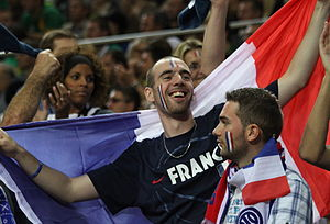 Sports rating system - France national basketball team fans