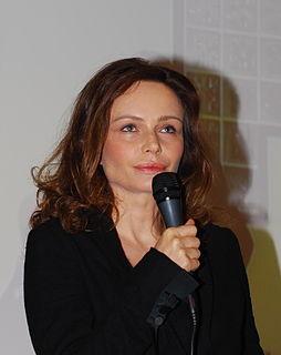 Francesca Neri Italian actress