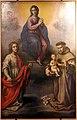 Francesco curradi, assunta tra i ss. lucia e antonio da padova, 1640 ca., da s. lucia a barbiano 01.jpg