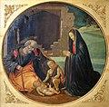 Francesco granacci, sacra famiglia con san giovannino, 1500 ca. 02.jpg