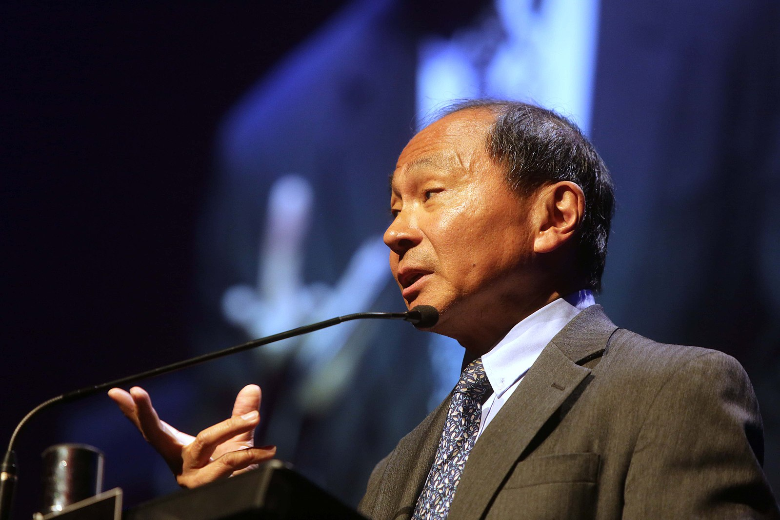 francis fukuyama about liberal democracy In 1989, francis fukuyama made his now-famous pronouncement that because the major alternatives to liberal democracy had exhausted themselves, history as we knew it had reached its end.