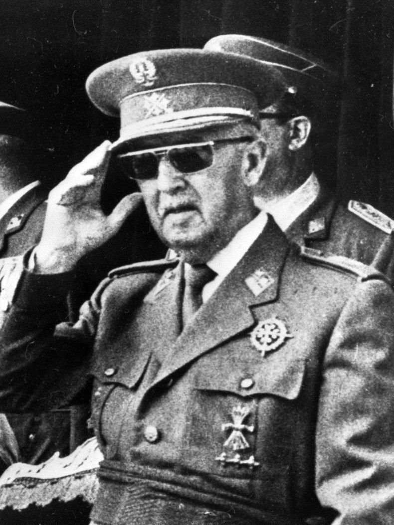 Francisco Franco 1975 (cropped)