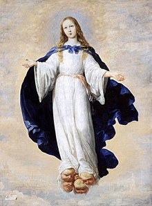 Francisco de Zurbarán - The Immaculate Conception - WGA26071.jpg