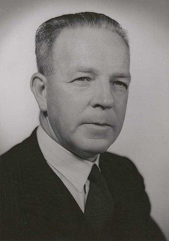 Division of Deakin - Image: Frank Davis 1951