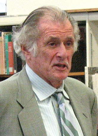 Frank Deford - Frank Deford speaking at the Bridgeport Public Library in Bridgeport, Connecticut, September 21, 2007