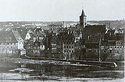 Frankfurt Dreikönigskirche 1859.JPG