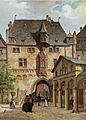 Frankfurt Fahrtor vor 1840.jpg