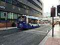 Free bee bus in Furnival Street - geograph.org.uk - 2912930.jpg