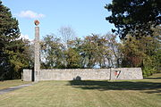 French monument Mauthausen 1243