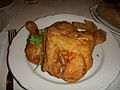 Fried Chicken - Greyhound Tavern, Fort Mitchell, KY (2009-07-11 by Navin75).jpg