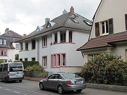 Friedensallee in Neu-Isenburg