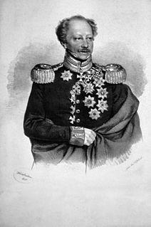 Friedrich Karl von Tettenborn Russian military commander