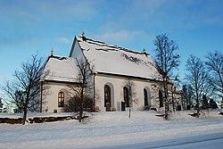 Froso kyrka side