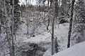 Frozen Creek in Hidden Lake Territorial Park - Yellowknife, Canada (5325115333).jpg