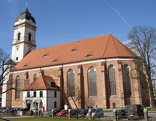 St Marys Cathedral, Fürstenwalde Church in Fürstenwalde upon Spree, Germany
