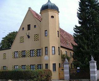 Лаугна,  Бавария, Германия