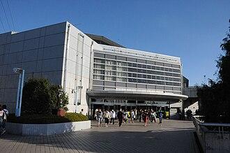 Funabashi Arena - Image: Funabashi arena 091011 1
