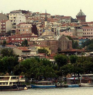 Quarter in Marmara, Turkey