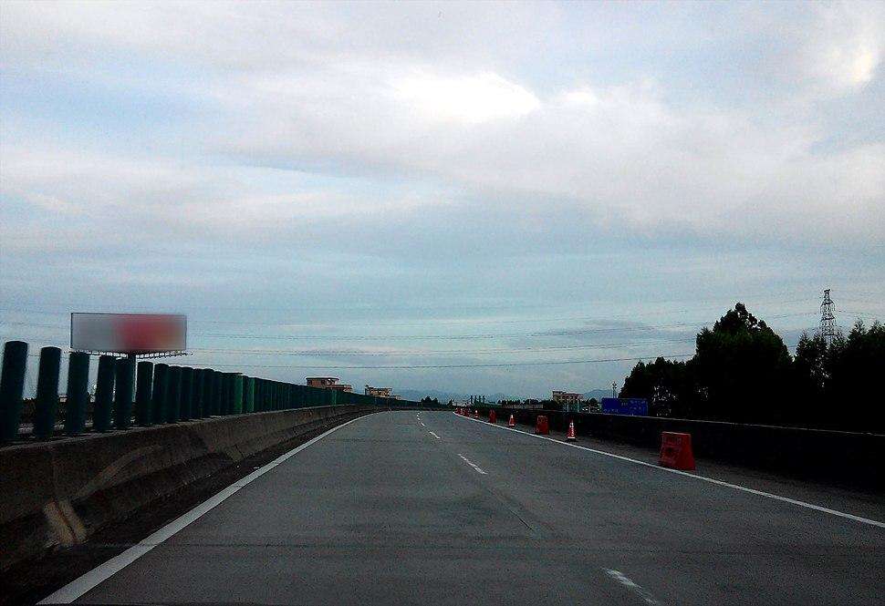 GDExpwy S49 Taishan Direction Xinhui Siqian Section